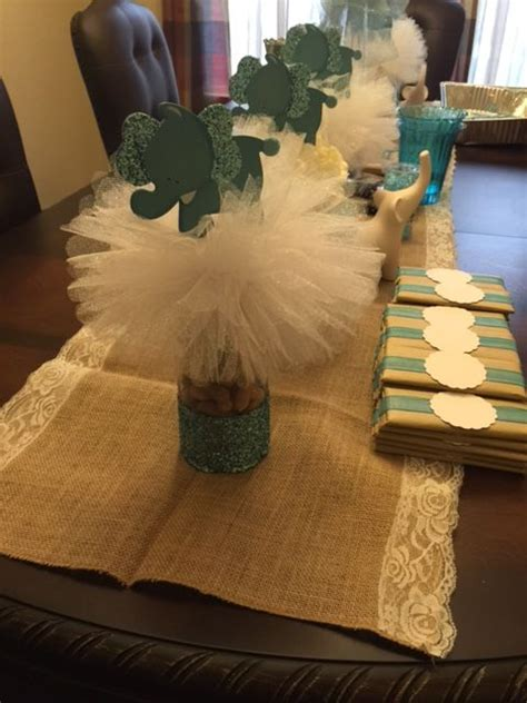 elephant themed baby shower centerpieces best 20 elephant centerpieces ideas on baby