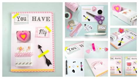 how to make friendship cards at home 40 unconventional diy s day cards