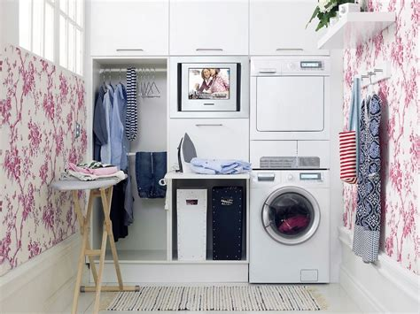 small laundry room storage solutions 20 briliant small laundry room storage solutions