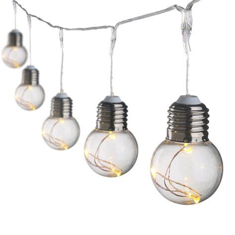 led globe light string led globe copper wire string lights 25 units g45 bulbs