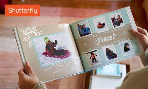 picture book deals groupon shutterfly photo book 10 for an 8x8 or 17 for