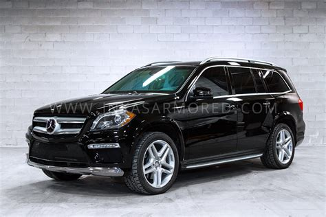 Mercedes Suv Pictures by Armored Mercedes Gl Class For Sale Inkas Armored