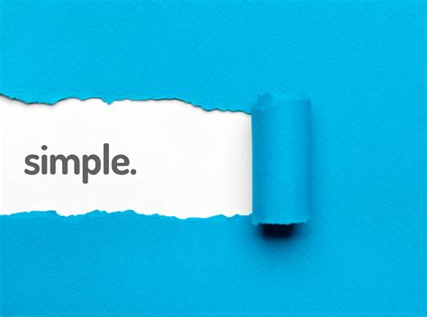 simple designs maintaining a modern mobile friendly website division
