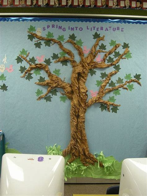 display tree 25 best ideas about tree bulletin boards on