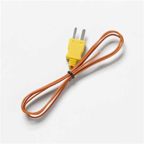 bead type thermocouple fluke 80pk 1 bead probe thermocouple type k mitchell