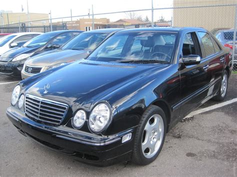 2001 Mercedes E430 by 2001 Mercedes E Class E430 4dr Sedan In Las Vegas Nv