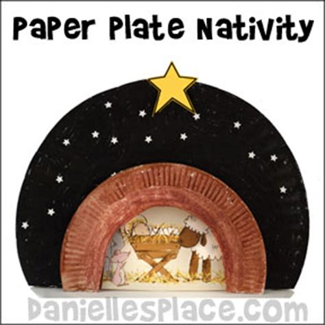 paper plate bible crafts crafts children can make page 2