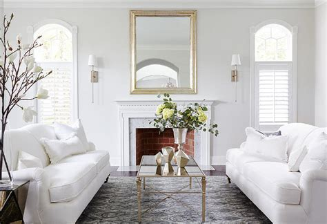 white sofas in living rooms living rooms on painted cottage family rooms