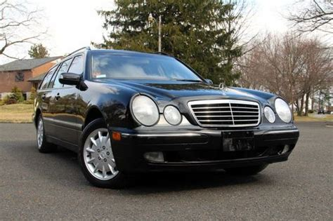 2000 Mercedes E320 4matic by Buy Used 2000 Mercedes W210 E320 4matic All Wheel