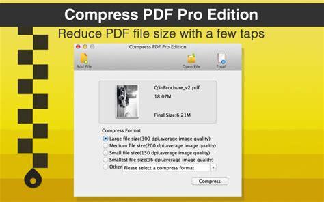 compress pdf compress pdf pro edition for mac