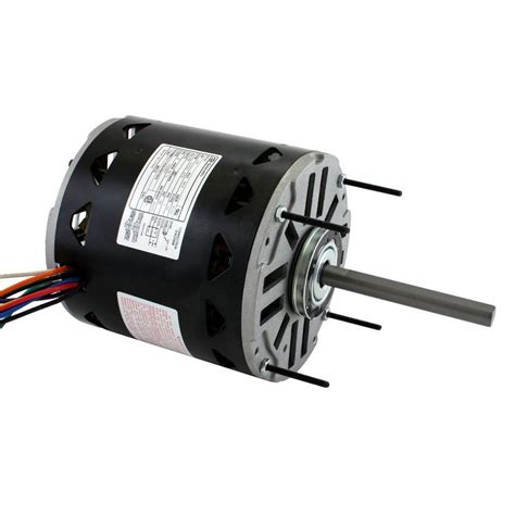 Electric Blower Motor by Century 3 4 Hp Blower Motor Dl1076 The Home Depot