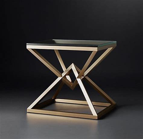 modern stainless steel furniture 25 best ideas about side tables on ikea side