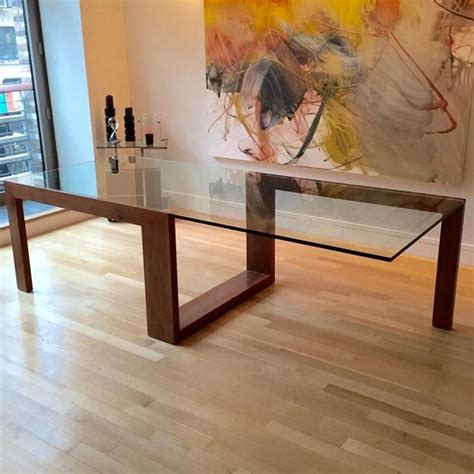 designer dining table 25 best ideas about glass dining table on
