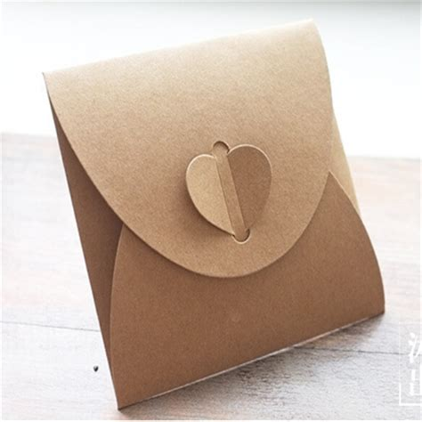 craft paper envelope get cheap brown craft paper envelopes aliexpress