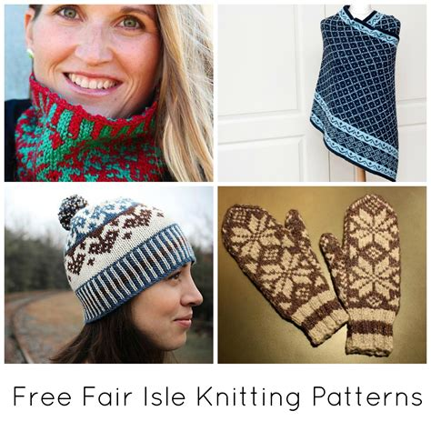 fair isle knit tips for reading fair isle knitting charts and other