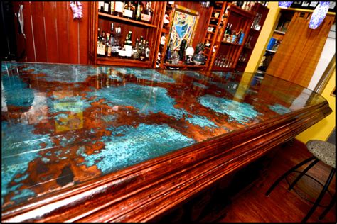 Bar Top and Table Top Clear Epoxy Resin, 6 Gallons