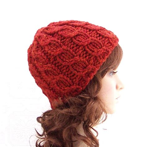 patterns for knitted hats knitted hat patterns free cable images