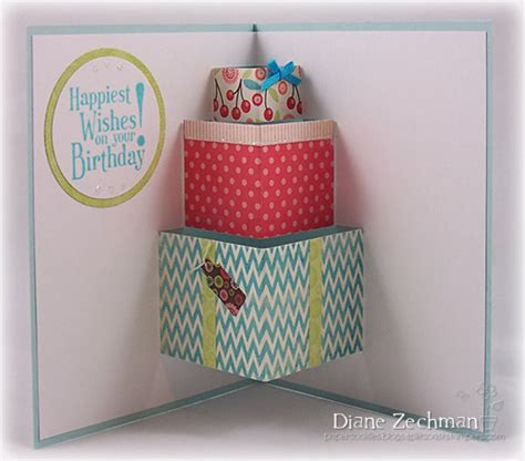 how to make pop up birthday cards for how to make pop up birthday cards step by step new