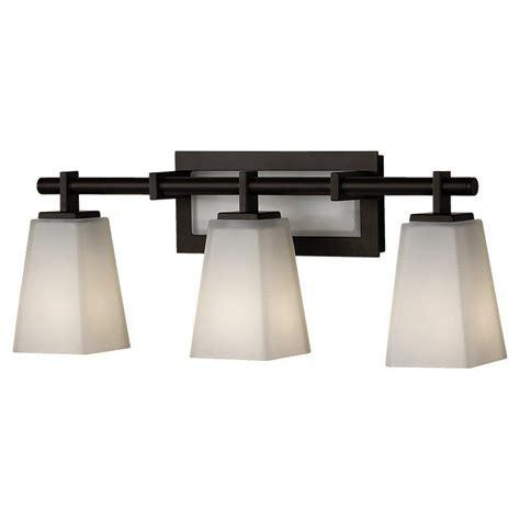 clayton lights feiss clayton 3 light rubbed bronze vanity light