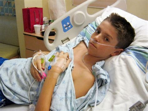 for sick children boy recalls terror as friend dangled from ski lift