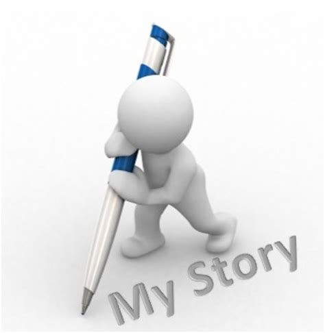 my story my story my thrive experience