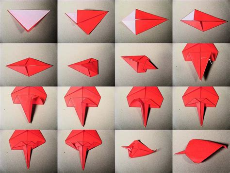 origami leave origami leaf 1 tess s japanese kitchen