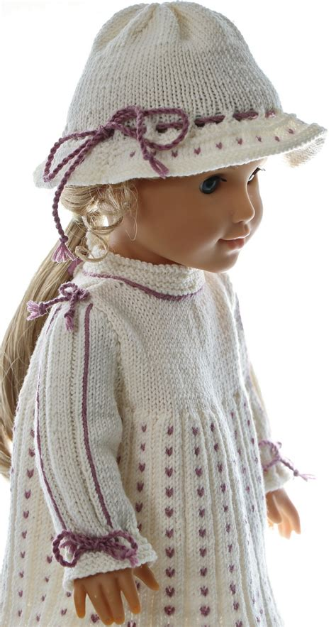 how to knit doll clothes knitting patterns dolls clothes