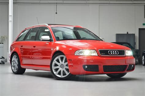 Audi Rs4 Wagon For Sale by Audi Rs4 B5 Avant With 188 Km On The Clock Listed For
