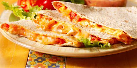 recette quesadillas au poulet facile jeux 2 cuisine