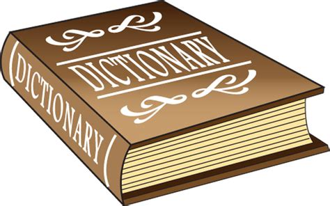 dictionary free dictionary cliparts