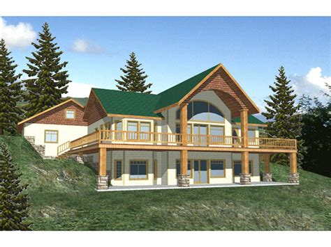 ranch house plans with walkout basements raised ranch house plans rambler floor walkout basement