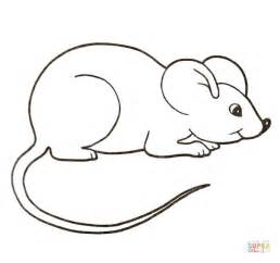 How To Draw A Pig Standing Up by Cute House Mouse Coloring Page Free Printable Coloring Pages