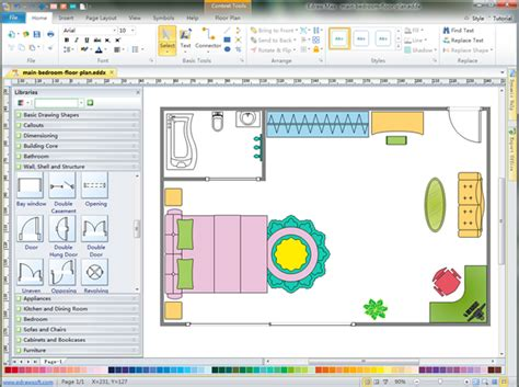 architectural design software free easy 2d architectural design software