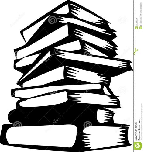 black and white pictures of books black and white illustration clipart panda free
