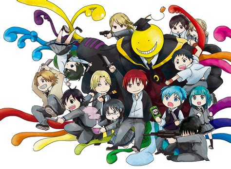 assassination classroom assassination classroom anime wallpapers hd 50 photos