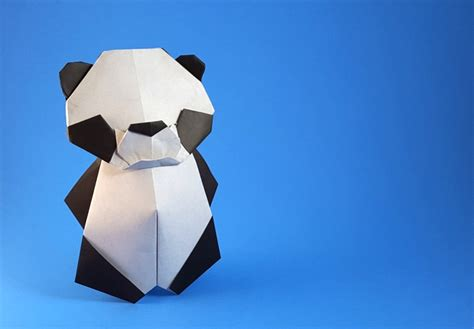 origami panda origami pandas page 1 of 8 gilad s origami page