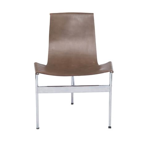 mid century leather chair 171 back to vintage