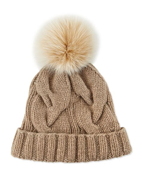 cable knit hat chic cable knit beanies on trend for winter