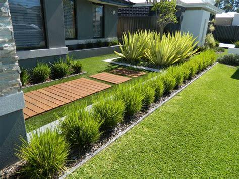 grass garden ideas 25 best ideas about modern landscape design on