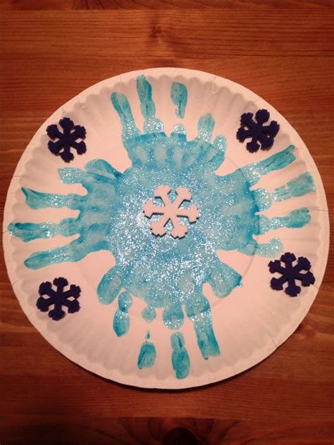 paper snowflakes craft snowflake craft paper plates and snowflakes on