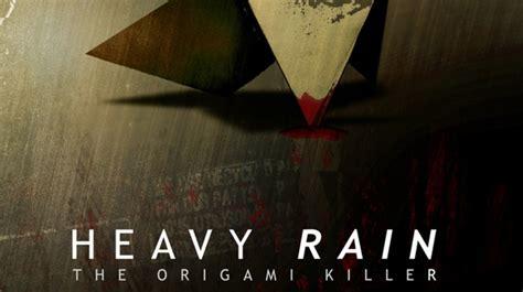 Heavy The Origami Killer Xone
