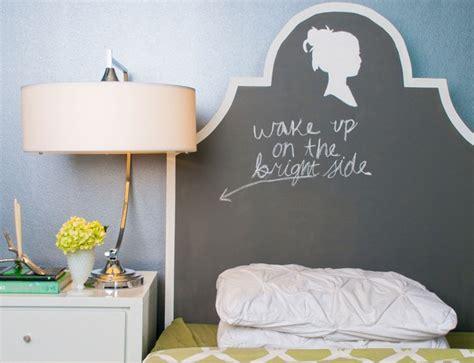 chalkboard paint headboard ideas 25 gorgeous diy headboard projects
