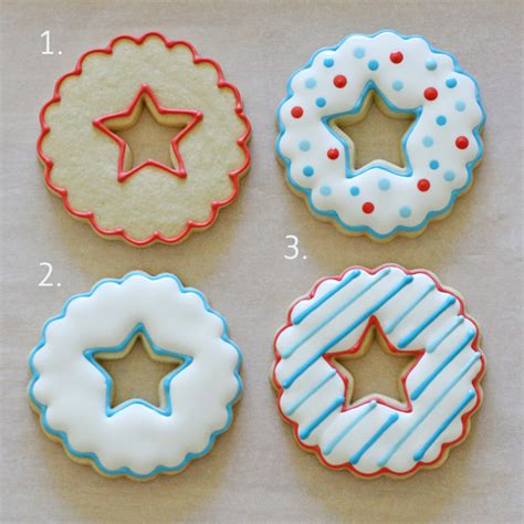 how to decorate cookies for 4th of july cookies glorious treats