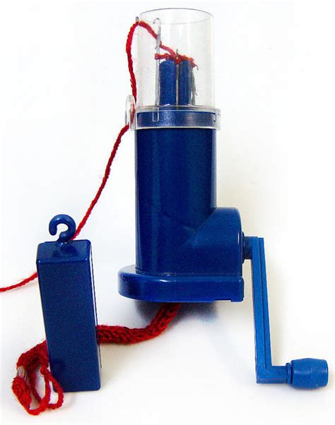 handheld knitting machine new prym knitting mill machine run knit roping