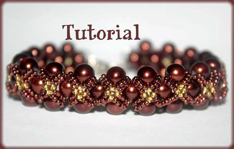 seed bead bracelet patterns and beading pattern pearls and seed by shinkabeads