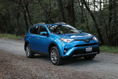 Toyota Rav4 Reviews 2016 by 2016 Toyota Rav4 Hybrid Review The Crossover Unicorn