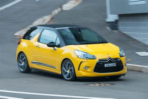 Citroen Ds3 Price by 2015 Citroen Ds3 Pricing And Specifications Photos 1 Of 5