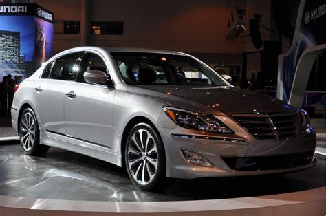 Hyundai Genesis R Spec Sedan by 2012 Hyundai Genesis R Spec Sedan Live Photos 2011