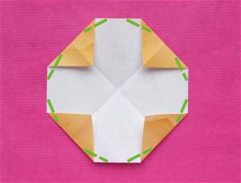 fortune cookie origami joost langeveld origami page