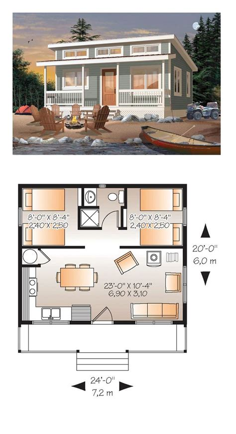 tiny house 2 bedroom 25 best ideas about 2 bedroom house plans on
